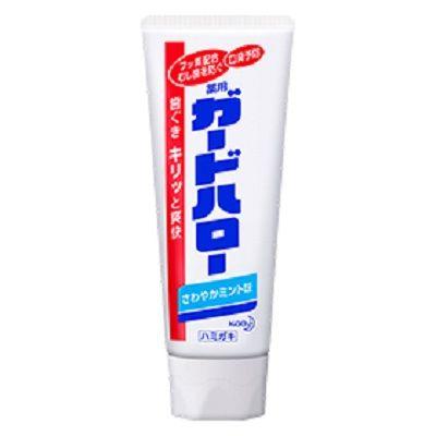 KAO Guard Hello - лечебная отбеливающая зубная паста (вкус мяты)